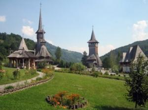 Wooden churches in Maramures