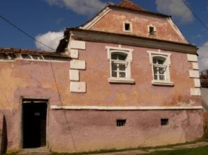 Traditional house in Brasov county