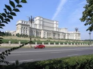 Palace of Parliament inBucharest