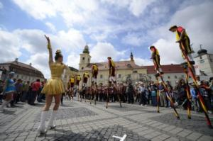 Treasure Hunt In Sibiu