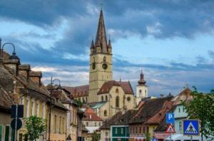 The European Capital of Culture: Sibiu