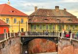 The Bridge of Lies in Sibiu